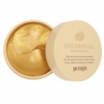 Патчи под глаза Petitfee Gold and Snail Hydrogel Eye Patch