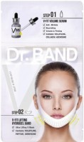 Лифтинг маска для подтяжки овала лица Daycell Dr Band Hydrogel Collagen Ultra Lifting Mask Anti Wrinkle V Line